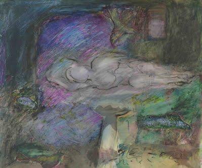 "UNTITLED II 2006 12X10"" 375.00"